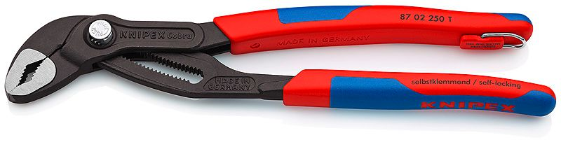 KNIPEX Cobra® Hightech-Wasserpumpenzange, 250mm
